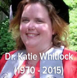 Dr. Katie Whitlock