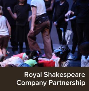 Royal Shakespeare Company Partnership.