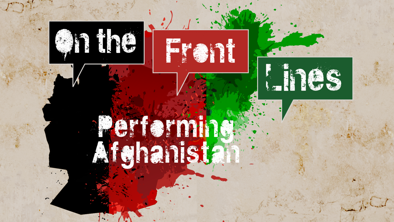 On the Front Lines: Performing Afghanistan